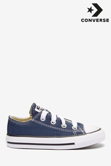 Converse Chuck Ox Infant Trainers