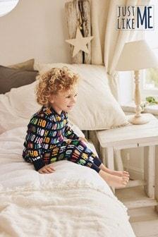Navy Snuggle Pyjamas (9mths-16yrs)