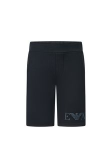 Emporio Armani Cotton Shorts