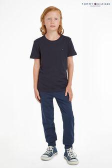 Tommy Hilfiger Navy Boys Basic T-Shirt