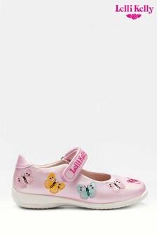 Lelli Kelly Pink Princess Katherine Mary Jane Shoes