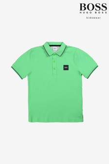 BOSS Green Square Polo
