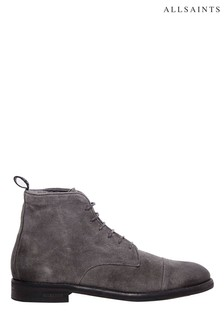 AllSaints Harland Lace-Up Suede Boots