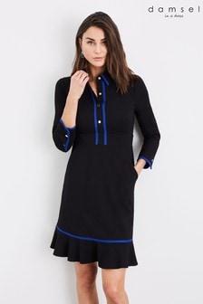 שמלה של Damsel In A Dress דגם Natalya בצבע שחור