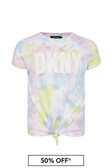 DKNY Multicoloured Cotton T-Shirt