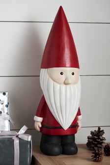 Nain de jardin Mr Claus