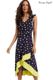 Phase Eight Aurelia Spot Dress
