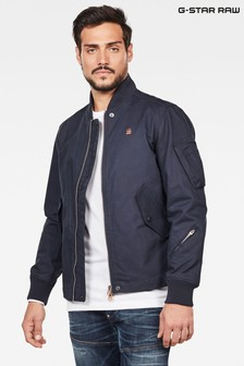 G-Star Blue Stadial Bomber Jacket