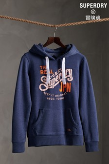 Superdry Limited Edition Graphic Standard Hoody