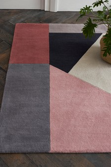 Colourblock Rug