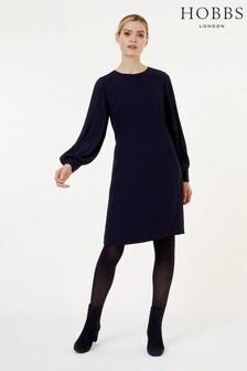 Hobbs Blue Aisha Dress
