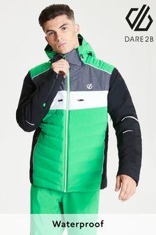 Dare 2b Green Cipher Waterproof Ski Jacket