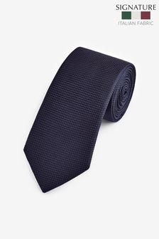 Signature 'Made In Italy' Tie