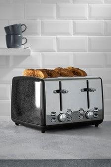 Glitter 4 Slot Toaster
