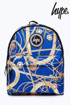 Hype. Blue Chains Backpack