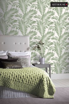 Arthouse Tropical Palm Wallpaper