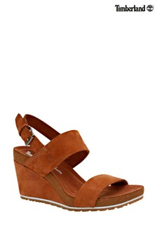 Timberland® Capri Sunset Wedge Sandals