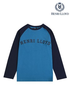Henri Lloyd Long Sleeve Raglan T-Shirt
