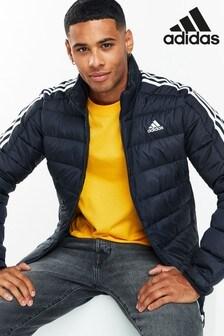 adidas Essential 3 Stripe Down Jacket