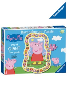 Ravensburger Peppa Pig™ 24 Piece Giant Floor Jigsaw Puzzle