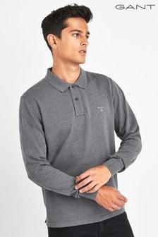 GANT Original Long Sleeved Poloshirt