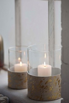 French Connection Large Candle Holder