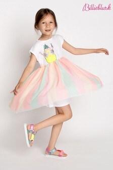 Billieblush Multicoloured Ombre Skater Dress
