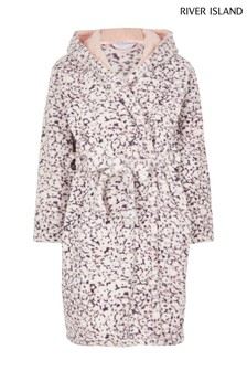 River Island Multi Animal Robe