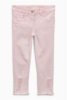 Distressed Skinny Jeans (3-16yrs)