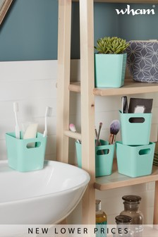 Set of 5 Studio Square Baskets by Wham