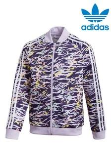 adidas Originals Zebra Track Top