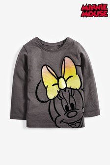 Fluro Minnie Mouse™ Long Sleeve T-Shirt (3mths-7yrs)