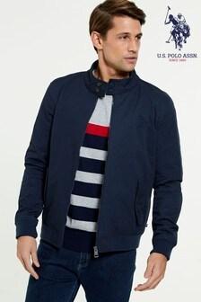 U.S. Polo Assn. Classic Harrington Jacket