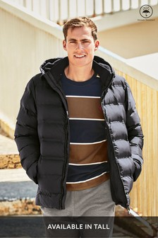 Shower Resistant Quilted Jacket