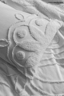 Linen House White Manisha Pillowcases