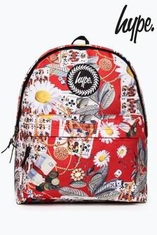 Hype. Red Baller Backpack