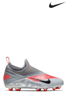 Nike Black Phantom Vision Academy Multi Ground Junior And Youth Football Boots