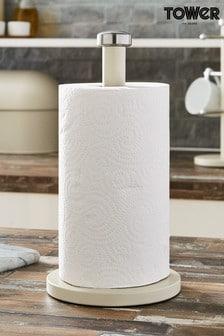 Tower Infinity Stone Kitchen Towel Pole