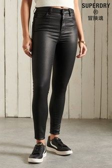 Superdry High Rise Skinny Jeans