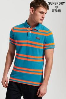 Superdry Beach Volleyball Poloshirt