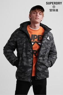 Дутая куртка Superdry Converter