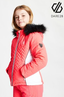 Dare 2b Pink Snowdrop Waterproof Ski Jacket