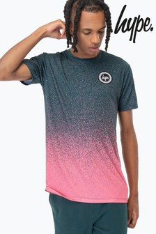 Hype. Forest Speckle Fade Men's T-Shirt