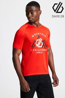 Dare 2B Orange Righteous Ii Lightweight T-Shirt