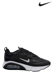 Nike Black Air Max Exosense Trainers