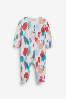 Little Sister Sleepsuit (0-18mths)