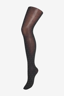 Sparkle Spot Tights