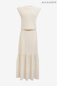 AllSaints Rio 2-In-1 Vest Dress