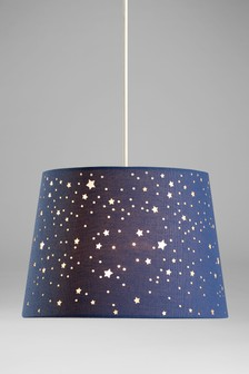 Lamp shades ceiling lamp shades next official site easy fit cut out star shade aloadofball