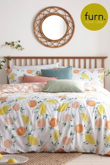 Furn Pommie Duvet Cover and Pillowcase Set